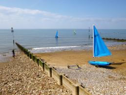 Hunstanton Beach holiday rental | Sextons Place