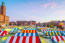Norwich market holidays in the uk for the whole family | Sextons Place