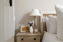 Sextons Place double room side table