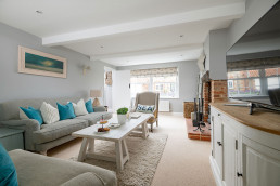 Holiday cottage with woodburner in Norfolk | Sextons Place
