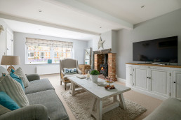 Cosy holiday cottage in Norfolk | Sextons Place